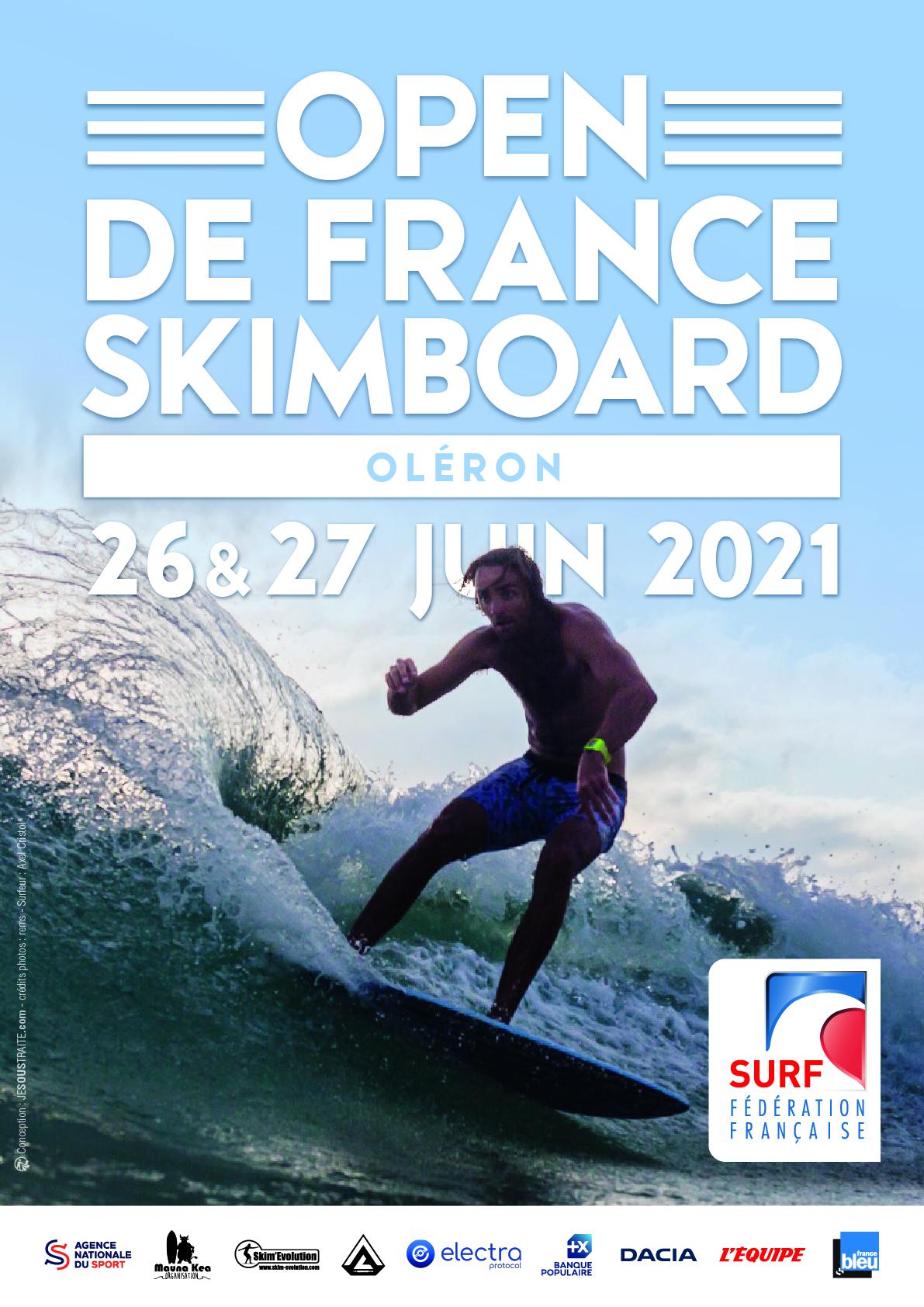Affiche-open-france-Skimboard2021-Oleron